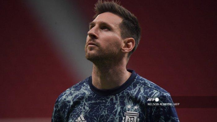 Bukan Lagi Pemain Barcelona, Nama dan Data Lionel Messi Dihapus dari Laman LaLiga Spanyol