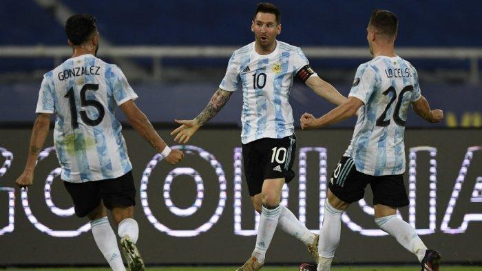 Argentina Bisa Juara Copa America 2021 asal Tak Langgar Pantangan Ini