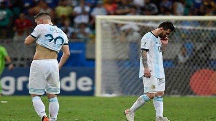 Lionel Messi Akhirnya Dihukum Larangan Bermain 3 Bulan