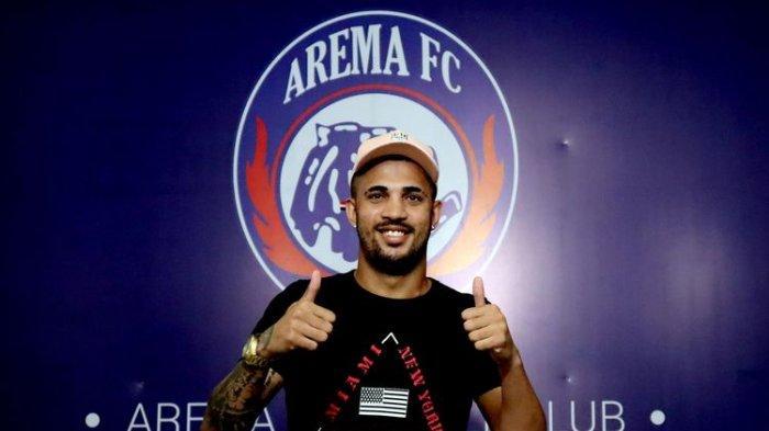 Jelang Kick Off Liga 1 2020, Dua Calon Pemain Asing Arema FC Datang Awal Oktober