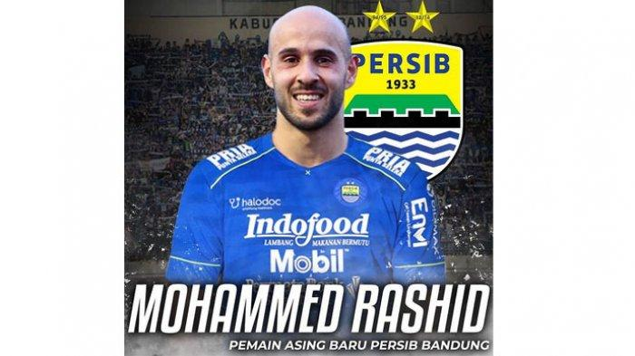 Manajemen Persib Bandung Bantah Data Transfermarkt Soal Nilai Kontrak Mohammed Rashid
