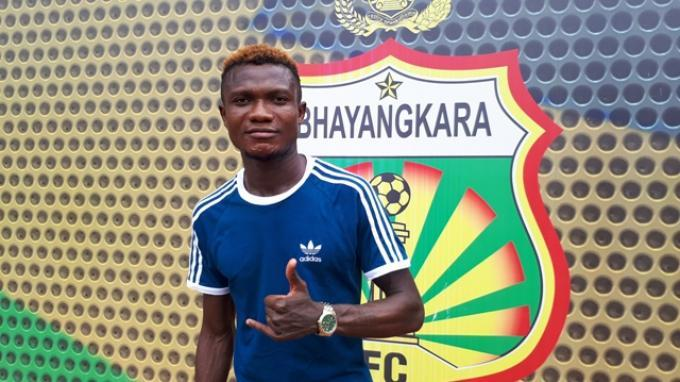 Pemain Baru Bhayangkara FC, Nady Di Bola Guy Herve tak Permasalahkan Cuaca Jakarta
