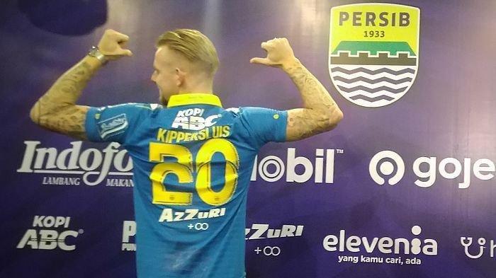 Hasil Akhir Persib vs Persebaya, di Liga 1 2019, Gol Debut Kippersluis Bawa Maung Bandung Menang 4-1