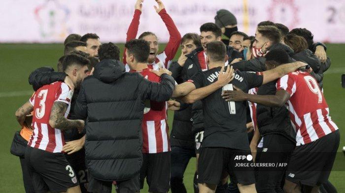 HASIL Piala Super Spanyol, Real Madrid Gagal Susul ...