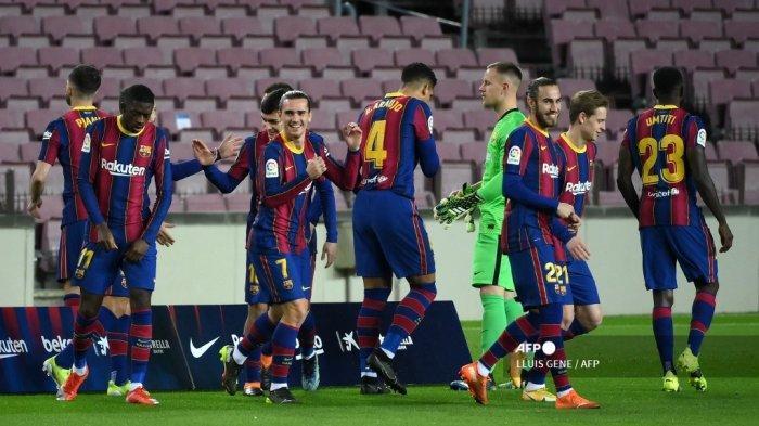 Jelang Sevilla vs Barcelona, Blaugrana Terancam Tanpa Gelar, Koeman Optimis Bisa Atasi Tekanan