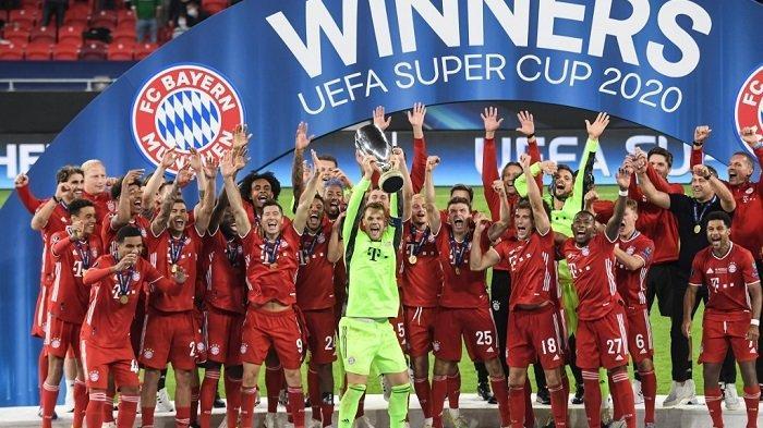 HASIL Piala Super Eropa: Komentar si Pahlawan Dadakan Kemenangan Bayern Munchen atas Sevilla