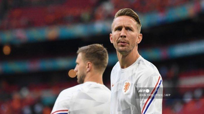 Luuk de Jong Tak Bisa Lanjutkan Euro 2021, Kekuatan Belanda Arungi Babak 16 Besar Berkurang