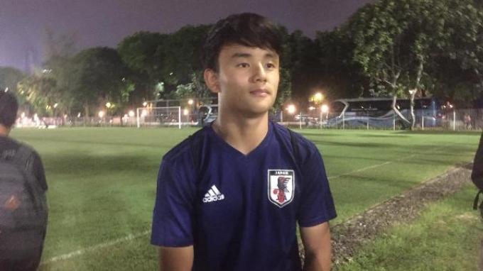 Takefusa Kubo, Si Messi dari Jepang, Akui Kualitas Wonderkid Timnas U-19 Indonesia