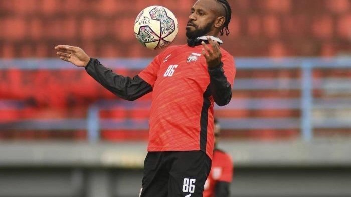 Hasil Persik Kediri vs Borneo FC, BRI Liga 1, Debut Pahit Boaz Solossa, Pesut Etam Tumbang 1-0