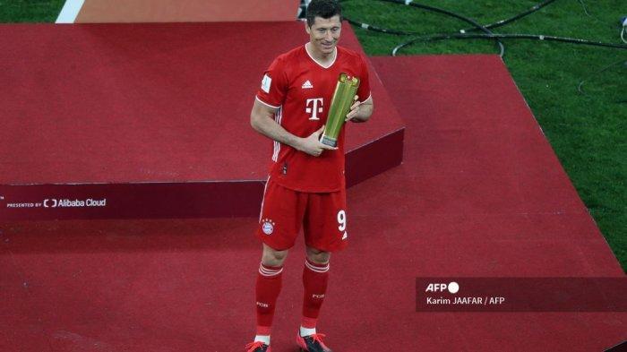 Bayern Munchen Juarai Piala Dunia Klub & Raih Gelar Sextuple, Robert Lewandowski: Itu Cerita Besar!