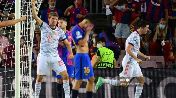 Setelah Barcelona Dibantai Bayern Munchen, Fans Sebut Blaugrana adalah Arsenal Cabang Spanyol