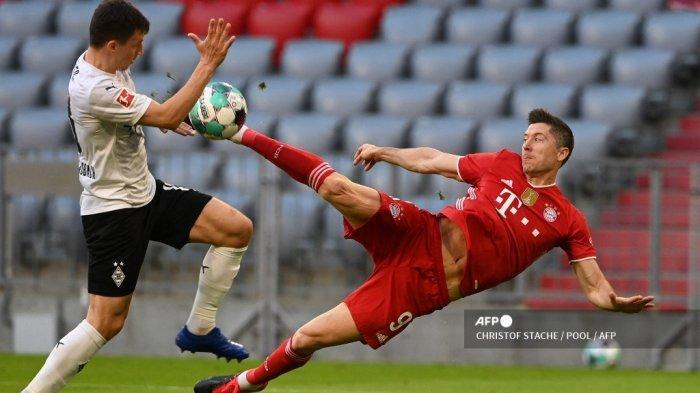 Transfer Pemain - Robert Lewandowski Bertahan, Ambisi Chelsea Bungkus Striker Ganas Kandas