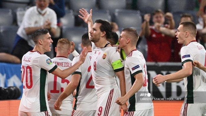 Hasil Euro 2021 Babak I: Hungaria Unggul Berkat Gol Eks Real Madrid, Jerman Rawan Gagal ke 16 Besar