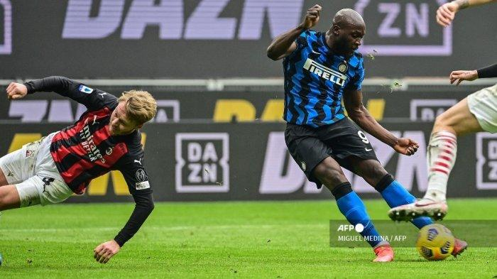Prediksi Susunan Inter Milan vs Genoa, Liga Italia, Menanti Ledakan Performa Romelu Lukaku