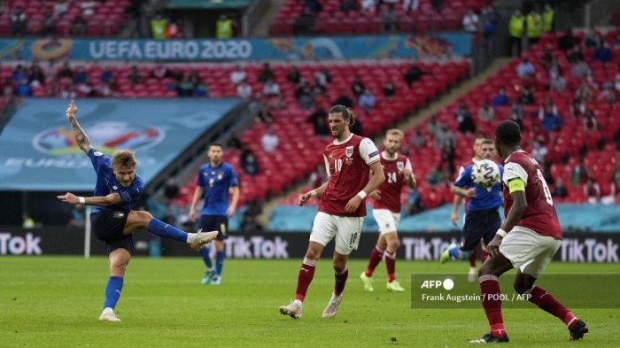 Beri Perlawanan Alot ke Italia di Euro 2021, David Alaba cs Pulang dengan Kepala Tegak