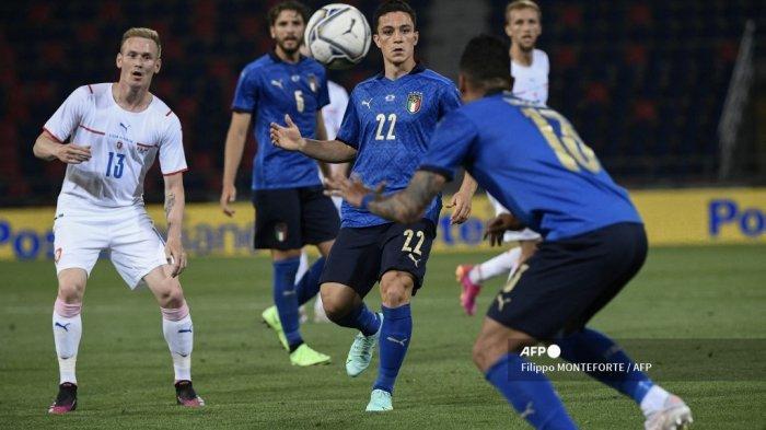 LINK Live Streaming Turki vs Italia Euro 2020 di Mola TV, 2 Faktor Gli Azzurri Bisa Kalah di Rumah