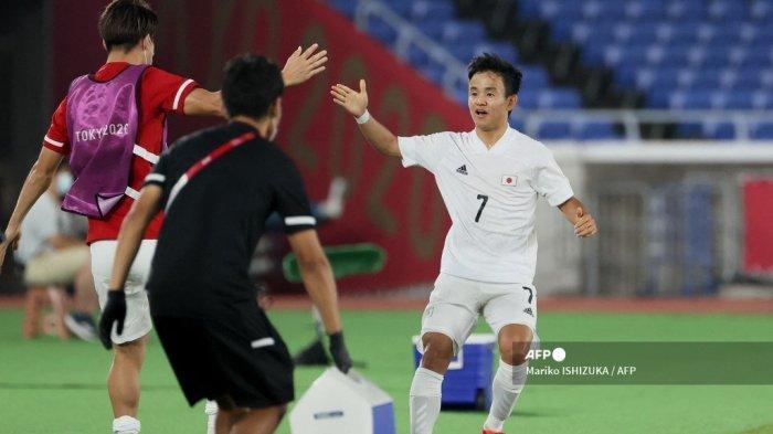 Jadwal Perempat Final Sepakbola Olimpiade 2021: Jepang vs Selandia Baru, Brasil vs Mesir