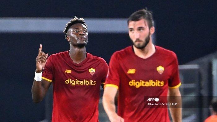 Hasil Liga Italia: Tammy Abraham Cetak Gol Lagi, Roma Menang, Mourinho Samai Capaian Allegri
