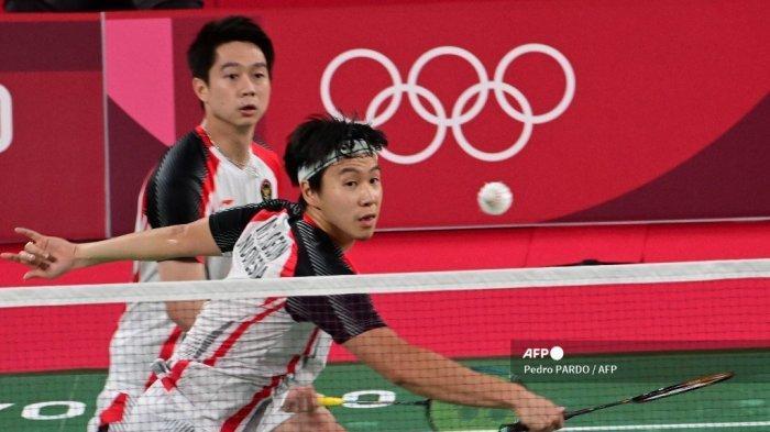 Olimpiade 2021 - Modal Pede jadi Resep Jitu Chia/Soh Akhiri Kutukan Lawan Kevin/Marcus