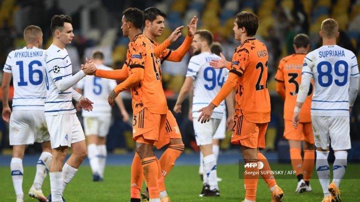 Live Streaming SCTV, Juventus vs Barcelona, Liga Champions, Berikut Susunan Pemainnya