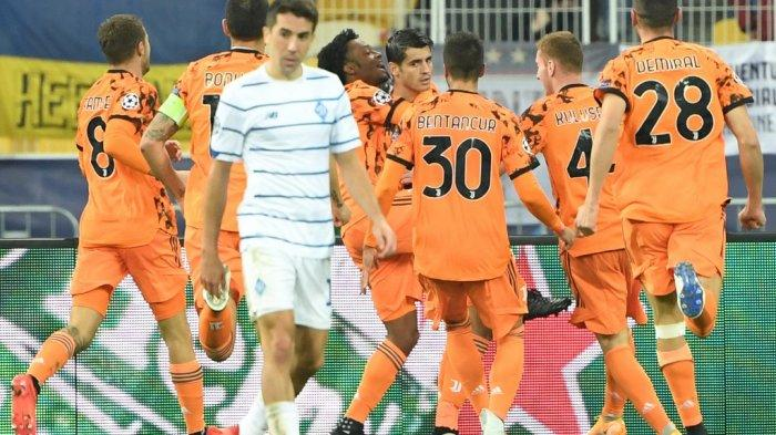 Jadwal Liga Italia Pekan ke-6, Penyerang Maut Juventus Racikan Pirlo, Ronaldo-Dyabala-Morata