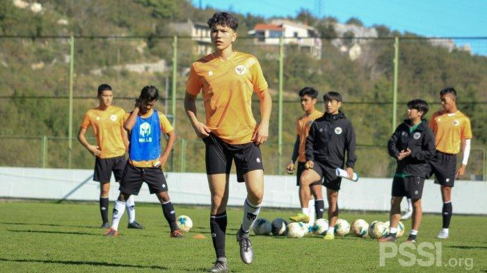 Alasan Shin Tae-yong Panggil Dua Pemain Keturunan Jerman ke Timnas U-19 Indonesia