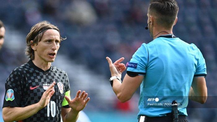 Prediksi Line-up Kroasia vs Skotlandia Euro 2021, Robertson & McTominay jadi Tumpuan, Beban Modric