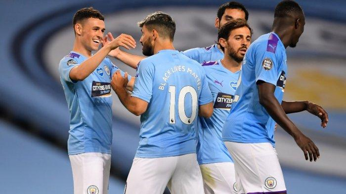 Jadwal Liga Inggris, Big Match Manchester City vs Liverpool, MU, Chelsea & Arsenal Lakoni Laga Sulit