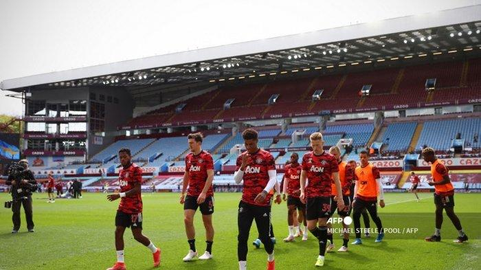 BOLA MALAM INI, Live Streaming Manchester United vs Liverpool Liga Inggris, Nonton Lewat HP
