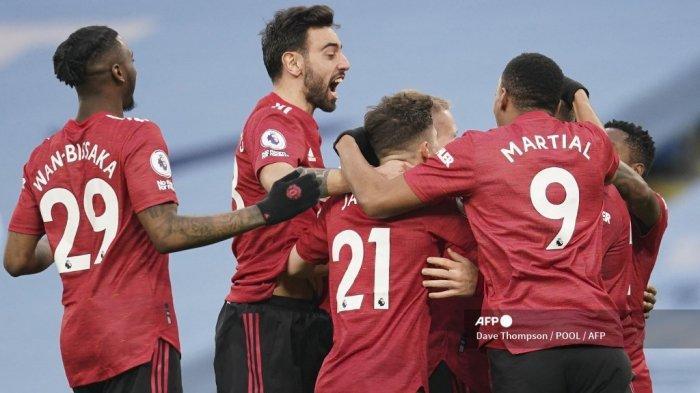 PREDIKSI MU vs West Ham Liga Inggris: Tanpa 3 Striker, Periode Suram Setan Merah Baru Dimulai