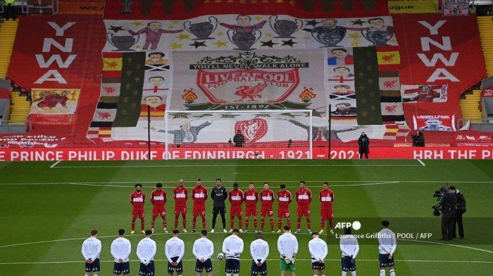 LIVE Streaming Liverpool vs Southampton Liga Inggris di NET TV & Mola TV, Link Ada di Sini