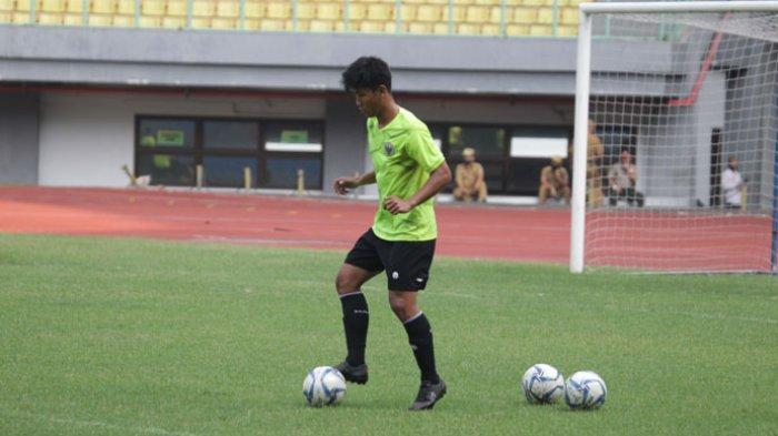 Pemain Muda Bhayangkara FC Ini Tak Menyangka Dipanggil Ikut TC Timnas Indonesia U-16