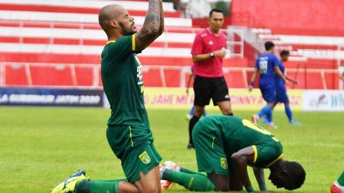 Liga 1 2020 Dilanjutkan di Tengah Pandemi, Striker Persebaya Tak Khawatir: Demi Nafkah Keluarga