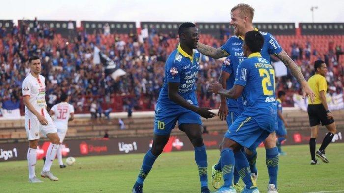 Hasil Klasemen Liga 1 2019: Persib Bandung, Persela Lamongan, Barito Putera Menang & Jauhi Degradasi