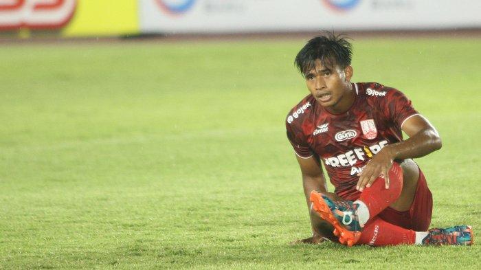 Cedera Ligamen, Irfan Jauhari Berpotensi Lewatkan Derbi Mataram, PSIM Jogja vs Persis Solo