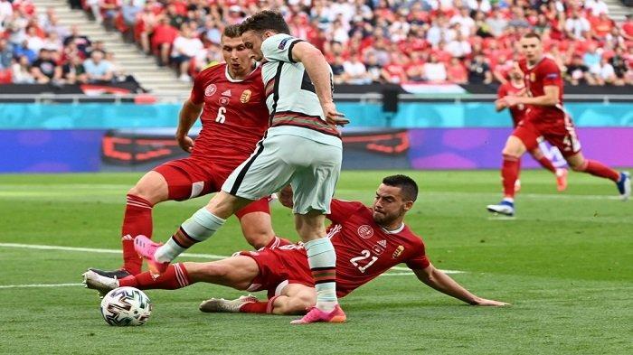 Portugal vs Jerman Live di RCTI & Mola TV Malam Ini, Live Streaming Euro 2020, Tonton di HP
