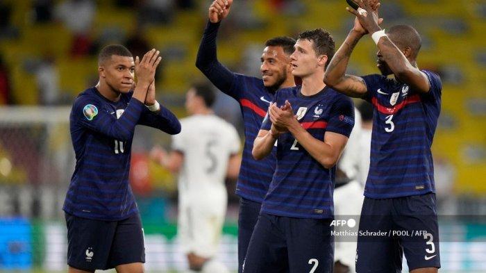 Susunan Pemain Hungaria Vs Prancis, Les Bleus Mainkan Skuat Andalan Demi Tiket 16 Besar