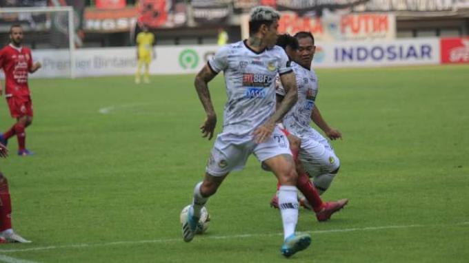 Pemain PS Tira Persikabo akan menjamu Persebaya Surabaya dihelat di Stadion Pakansari, Cibinong, Kabupaten Bogor, Sabtu (9/10/2019) pukul 15.30 WIB.
