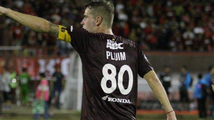 Pemain PSM Makassar - Wiljan Pluim