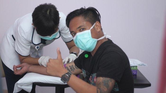 Antisipasi Penyebaran Virus Corona, Pemain PSS Sleman Jalani Tes Kesehatan
