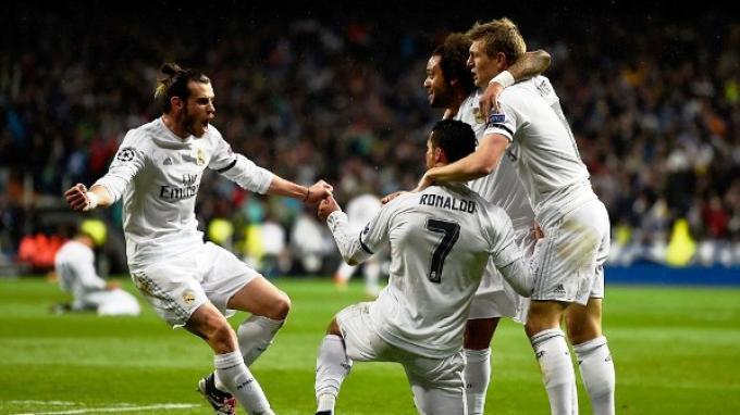 Real Madrid Sudah Cetak Dua Gol ke Gawang Getafe di Paruh Pertama