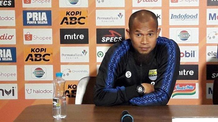 Kata Kapten Persib Bandung Soal Kabar Pindah ke Sriwijaya FC Musim Depan