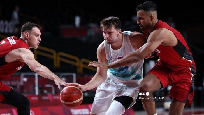 Jadwal Semifinal Basket Olimpiade Tokyo: Amerika Serikat vs Australia dan Prancis vs Slovenia