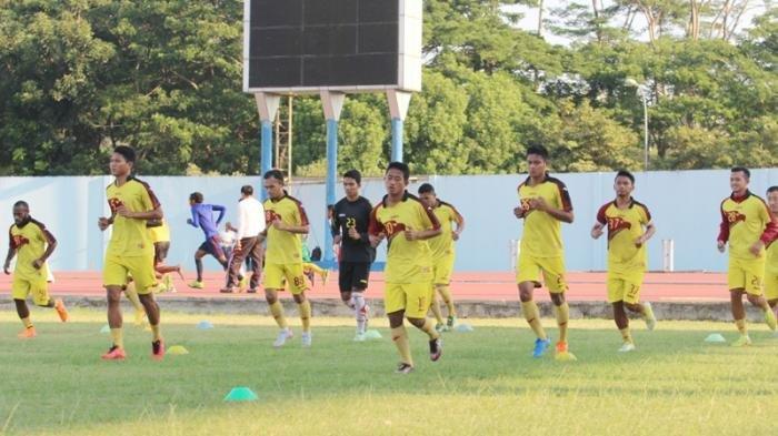 Tiga Pemain Eks Timnas U-19 Milik Sriwijaya FC Digenjot Latihan Fisik