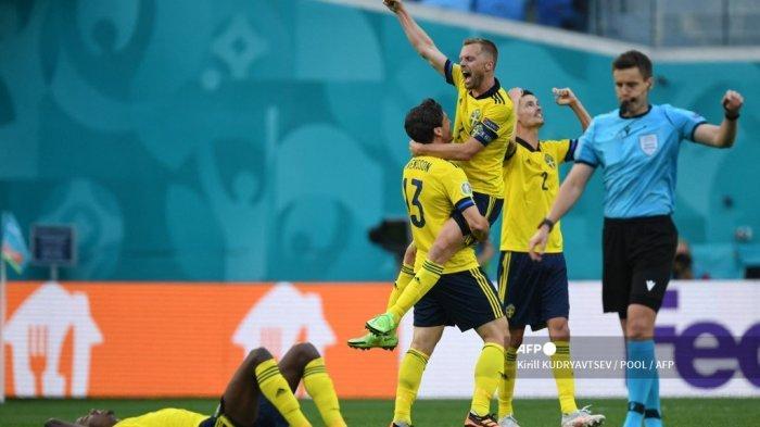 Live Streaming Euro 2021 Hari Ini Mola TV & MNC TV Swedia vs Polandia