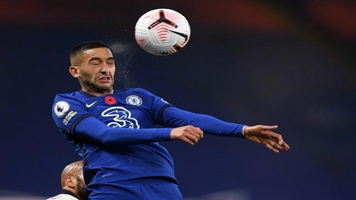 Performa Chelsea Melempem, The Blues Mulai Jauhi 4 Besar, Lampard: Kami Rindu Sosok Ziyech