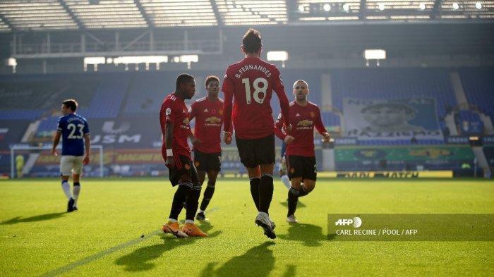 Live Streaming TV Online Manchester United vs West Brom Liga Inggris