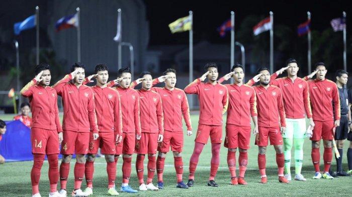 Hasil Final Sepakbola SEA Games 2019 Timnas Indonesa U23 vs Vietnam Kalah 0-3 Garuda Muda Raih Perak