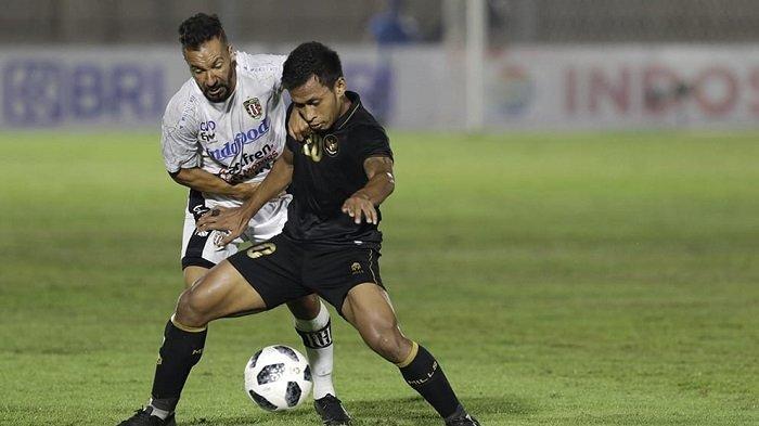 Bali United Berpotensi Tanpa Diego Assis, Eks Pemain PSM Makassar jadi Opsi Pengganti