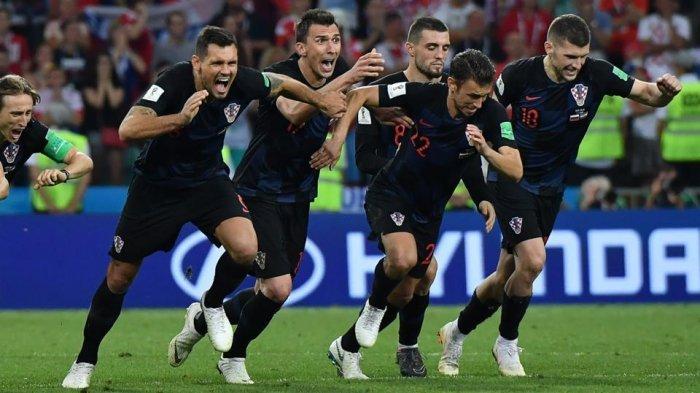 Euro 2020: Hindari Lubang Jarum, Kroasia Harap Ulangi Kenangan Manis Performa Piala Dunia